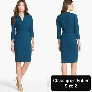 Classiques Entier Faux Wrap Dress 2